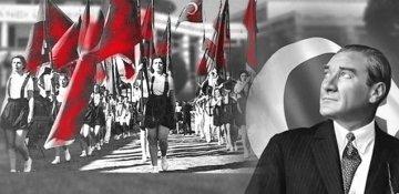 Bu gün Türkiyədə Atatürkü anma, Gənclik və İdman bayramı qeyd edilib.