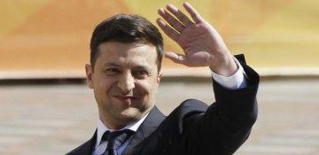 Yeni prezident modeli - Zelenskiy haqqında