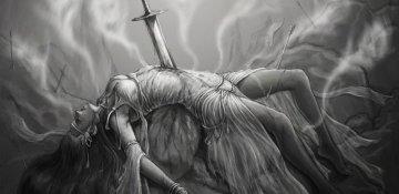 Dünyanı yaradan Tanrıça Eteynin ölümü