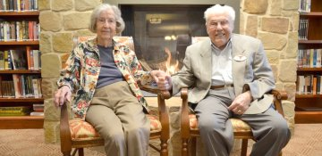 80 illik birgəlik Ginnesin Rekordlar kitabında: Dünyanın ən yaşlı cütlüyü