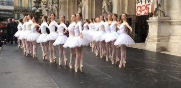 Fransada  balet ustaları