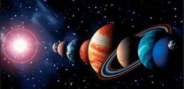 Belə əsrarəngiz hadisə həmişə olmur-Planetlərin paradı