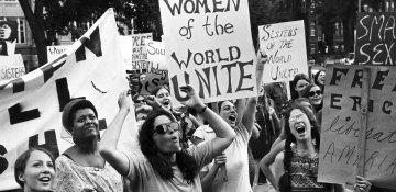 Feminizmin məşhur simaları