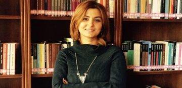 Yazıçı Aysel Aydın Əlizadənin