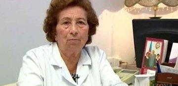 Azərbaycanın ilk qadın pediatr alimi